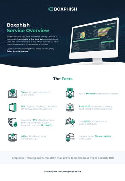 service overview pdf
